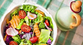 Insalata: i trucchi per renderla golosa e appetitosa
