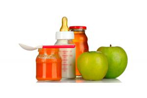 Svezzamento: gli alimenti per la prima infanzia