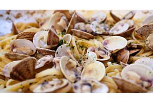 Ricette per l'estate: la pasta alle vongole